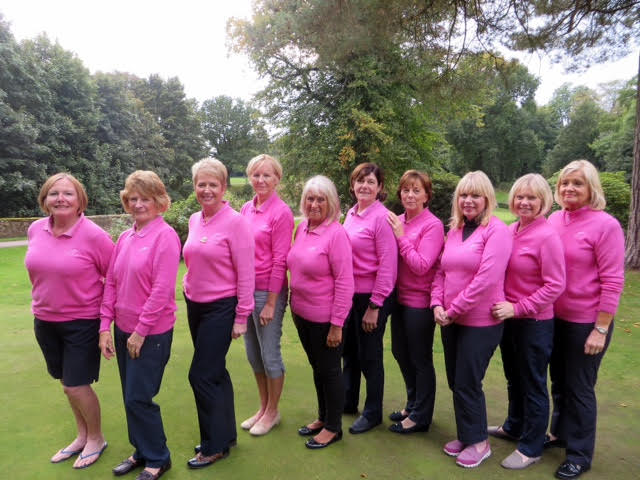 Ladies Sivewright Team