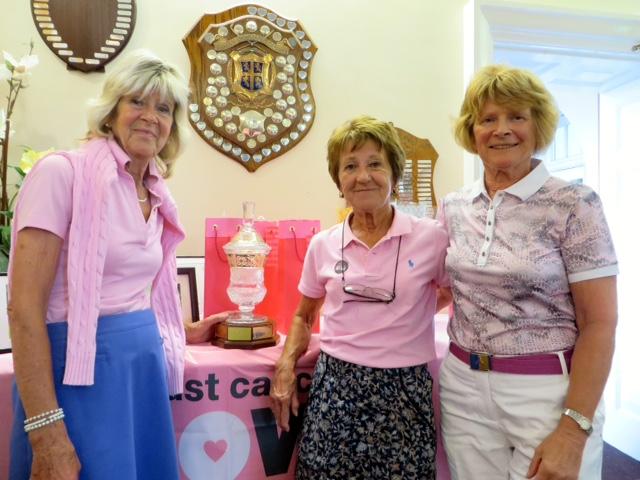 Mary Vine Trophy Winners